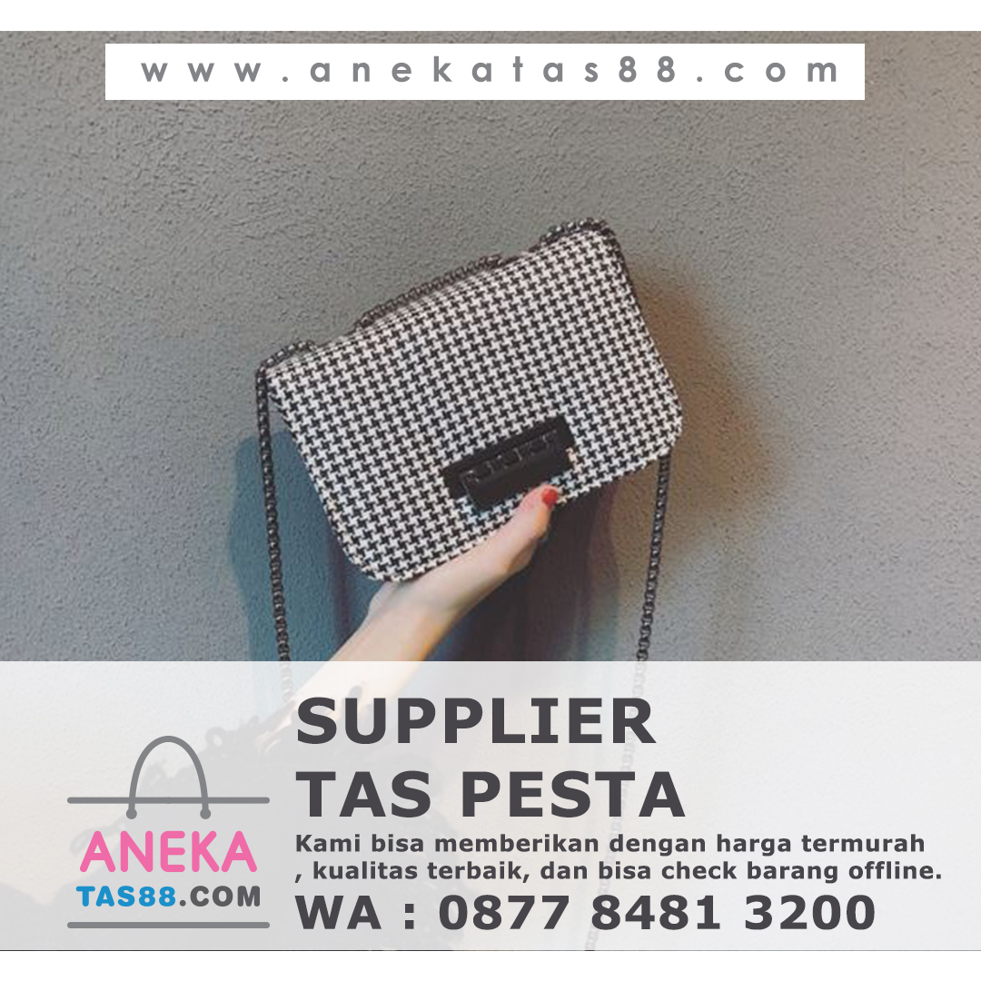 Supplier tas import di Palembang