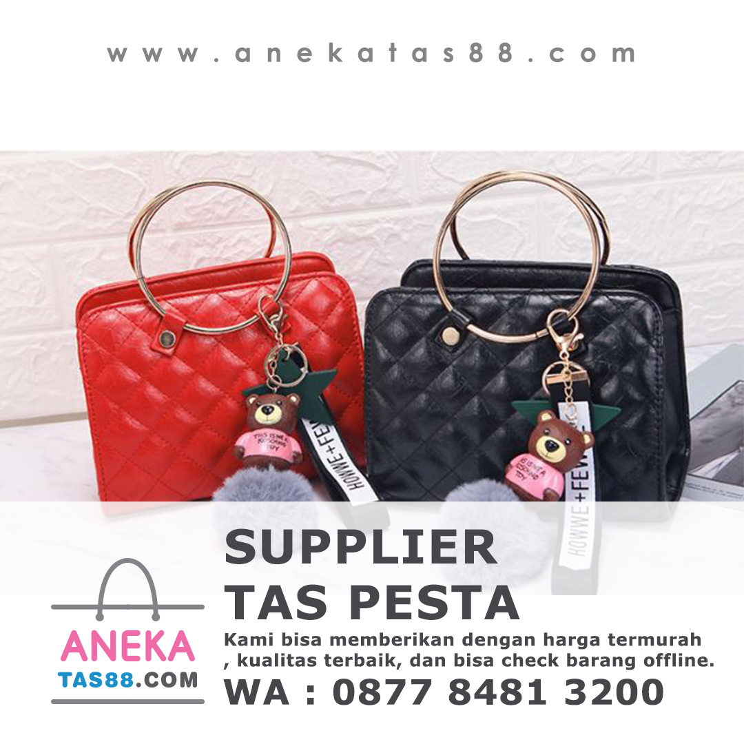 Supplier tas import di Tegal